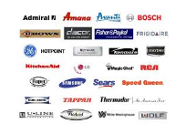 We Service All Major Brands:  From Normal to High  end Brands!